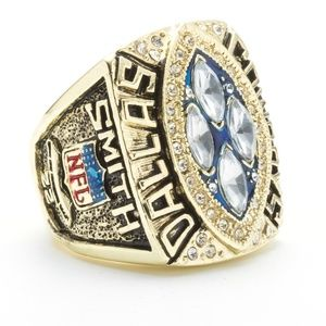 Other - Dallas Cowboys 93 Championship Ring Irvin Smith